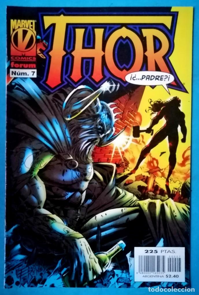THOR - VOL. II Nº 7 - FORUM 1996 ''BUEN ESTADO'' (Tebeos y Comics - Forum - Thor)