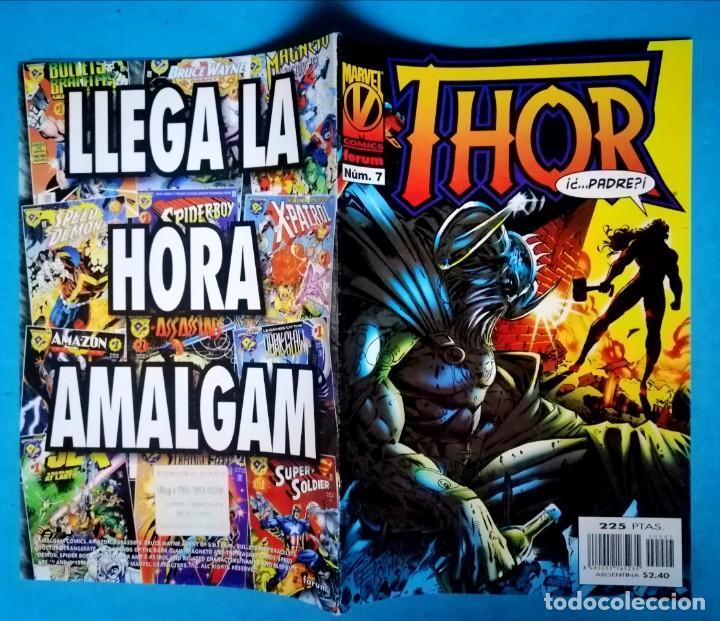 Cómics: THOR - VOL. II Nº 7 - FORUM 1996 BUEN ESTADO - Foto 2 - 234388020