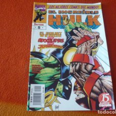 Cómics: HULK VOL. 3 Nº 5 ( PETER DAVID ) ¡BUEN ESTADO! FORUM MARVEL. Lote 234440975