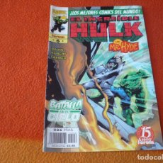 Cómics: HULK VOL. 3 Nº 6 ( PETER DAVID KUBERT ) ¡BUEN ESTADO! FORUM MARVEL. Lote 234441030