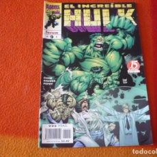 Cómics: HULK VOL. 3 Nº 9 ( PETER DAVID ) ¡BUEN ESTADO! FORUM MARVEL. Lote 234441130