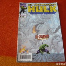 Cómics: HULK VOL. 3 Nº 11 ( PETER DAVID KUBERT ) ¡BUEN ESTADO! FORUM MARVEL. Lote 234441220