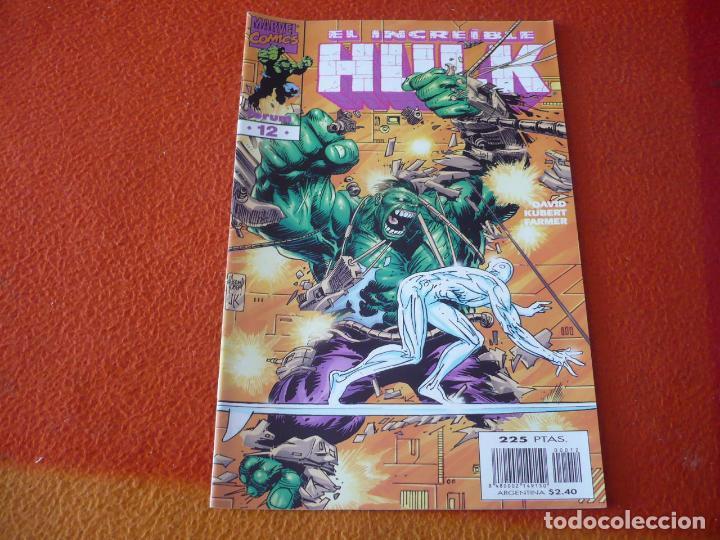 HULK VOL. 3 Nº 12 ( PETER DAVID KUBERT ) ¡BUEN ESTADO! FORUM MARVEL (Tebeos y Comics - Forum - Hulk)