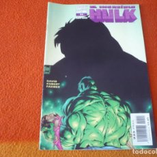 Cómics: HULK VOL. 3 Nº 14 ( PETER DAVID ) ¡BUEN ESTADO! FORUM MARVEL. Lote 234441390