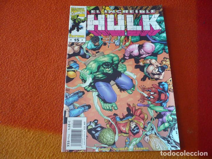 HULK VOL. 3 Nº 15 ( PETER DAVID KUBERT ) ¡BUEN ESTADO! FORUM MARVEL (Tebeos y Comics - Forum - Hulk)