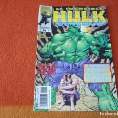 Cómics: HULK VOL. 3 Nº 16 ( CASEY PULIDO ) ¡BUEN ESTADO! FORUM MARVEL. Lote 234441680