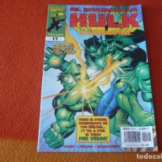Cómics: HULK VOL. 3 Nº 17 ( CASEY PULIDO ) ¡BUEN ESTADO! FORUM MARVEL. Lote 234441830