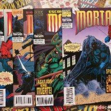 Fumetti: MORTAJA VOL. 1 # 1-4 (FORUM) - COMPLETA - 1994. Lote 234443920