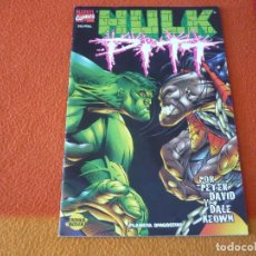 Cómics: HULK PITT ( PETER DAVID DALE KEOWN ) ¡BUEN ESTADO! FORUM MARVEL CROSSOVER. Lote 234451035