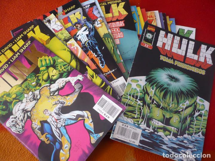 HULK VOL. 2 NºS 1 AL 22 ( PETER DAVID LIAM SHARP DEODATO ) ¡BUEN ESTADO! FORUM MARVEL (Tebeos y Comics - Forum - Hulk)