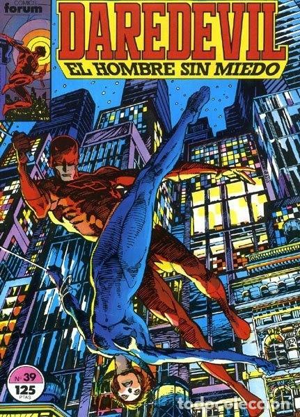 DAREDEVIL VOL. 1 Nº 39 (Tebeos y Comics - Forum - Daredevil)