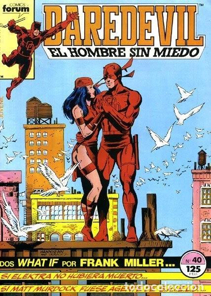 DAREDEVIL VOL. 1 Nº 40 (Tebeos y Comics - Forum - Daredevil)