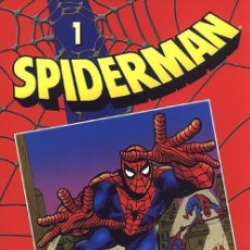 Cómics: SPIDERMAN VOL. 1 COLECCIONABLE Nº 1, 2, 3, 4, 5, 6. Lote 234512465