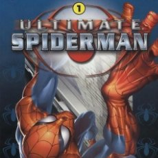 Cómics: COLECCIONABLE ULTIMATE SPIDERMAN Nº 1. Lote 234512685