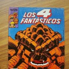Comics : LOS 4 FANTÁSTICOS VOL. 1 Nº 80 (FORUM) MARVEL. Lote 234514280