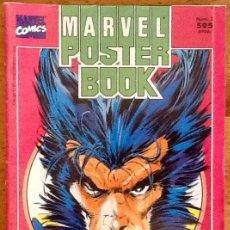 Cómics: LOBEZNO - MARVEL POSTER BOOK. Lote 234528805
