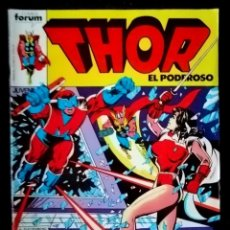 Cómics: THOR VOL.1 Nº 18 - 1983 - FORUM. Lote 234532135