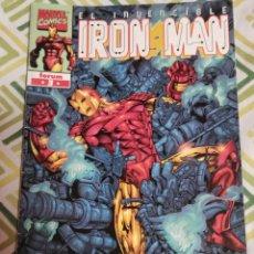 Comics: IRON MAN VOL. IV 4. Lote 234543380