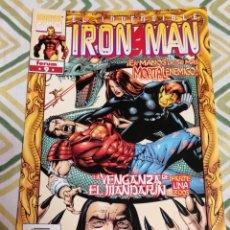 Comics: IRON MAN VOL. IV 9. Lote 234544550