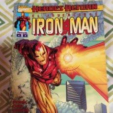 Comics: IRON MAN VOL.IV 1. Lote 234545140