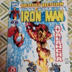 Cómics: IRON MAN VOL.IV 2. Lote 234546835