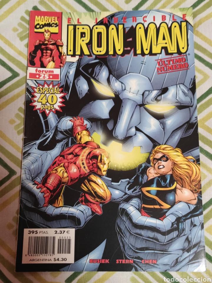 IRON MAN VOL.IV 25 (Tebeos y Comics - Forum - Iron Man)