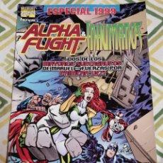Cómics: ALPHA FLIGHT & INHUMANOS 1. ESPECIAL 1999. Lote 234549125