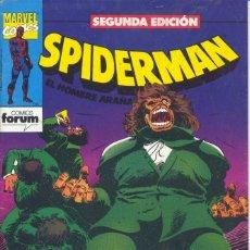 Cómics: SPIDERMAN Nº11. COMICS FORUM, 1994. DIBUJOS DE JOHN ROMITA. Lote 234577415