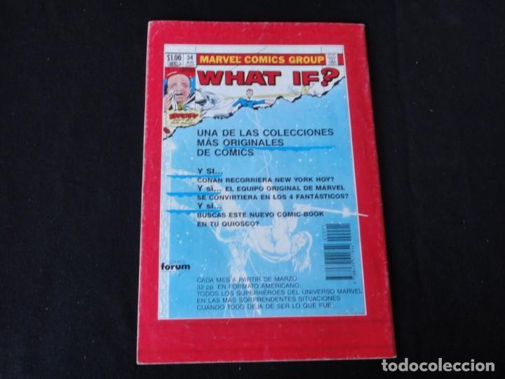Cómics: ESTELA PLATEADA- Nº 1. 1989. VOLUMEN 1. EDITORIAL FORUM. C-73 - Foto 2 - 234578110
