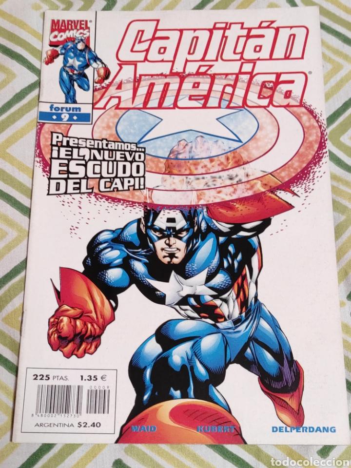 CAPITÁN AMÉRICA VOL.IV 9 (Tebeos y Comics - Forum - Capitán América)