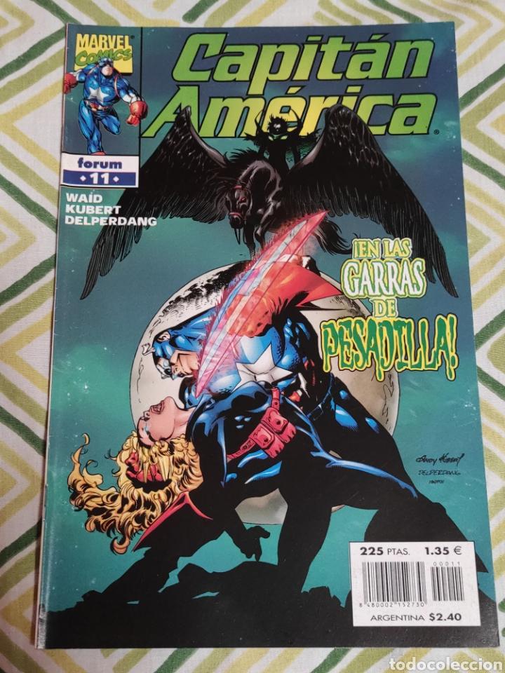 CAPITÁN AMÉRICA VOL.IV 11 (Tebeos y Comics - Forum - Capitán América)
