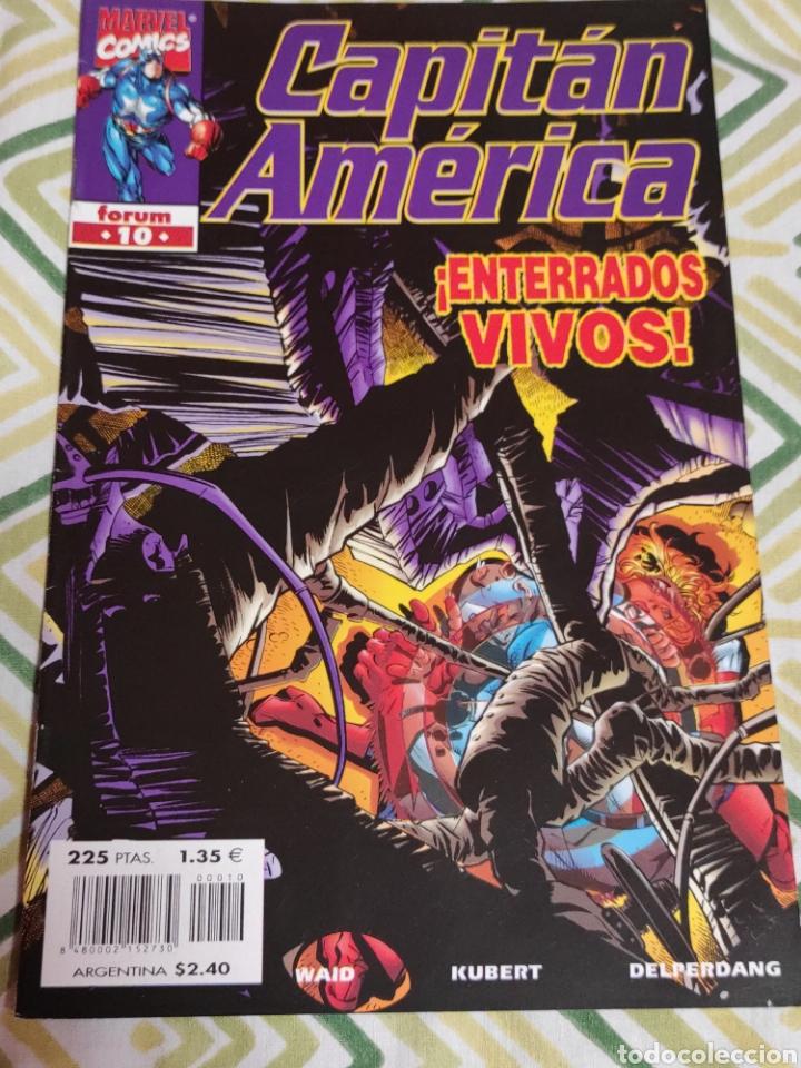 CAPITÁN AMÉRICA VOL.IV 10 (Tebeos y Comics - Forum - Capitán América)