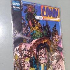 Comics : CONAN 3 ETAPA FORUM 1996. Lote 234582300
