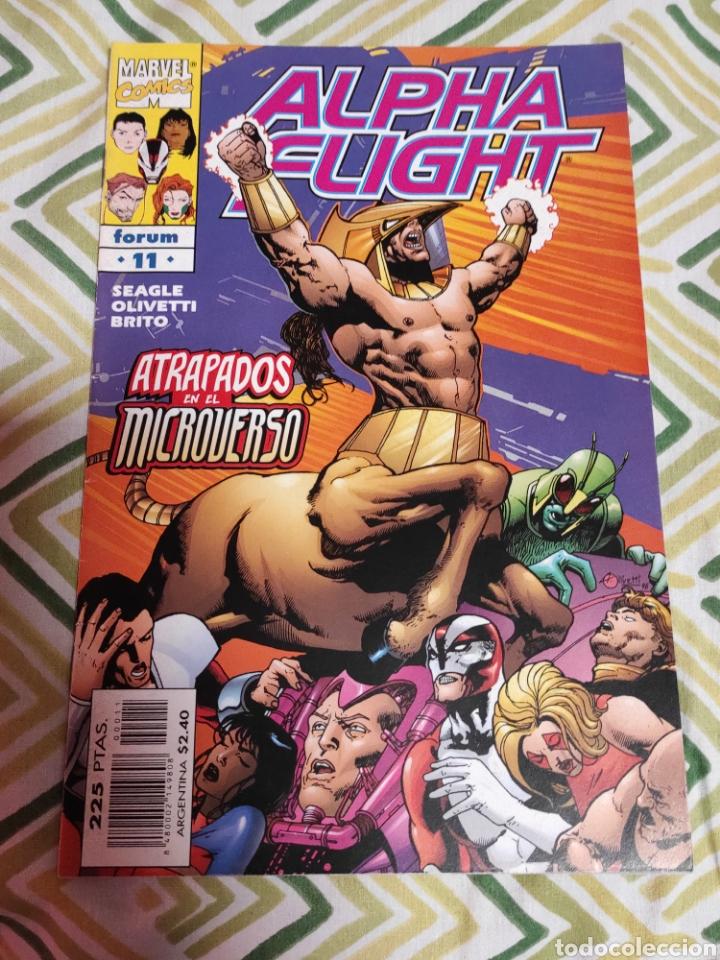 ALPHA FLIGHT VOL.II 11 (Tebeos y Comics - Forum - Alpha Flight)