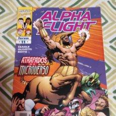 Cómics: ALPHA FLIGHT VOL.II 11. Lote 234589445