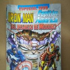 Cómics: IRON MAN Y CAPITÁN AMÉRICA. ESPECIAL 1999. FORUM. Lote 234594405