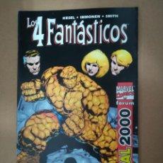 Cómics: LOS 4 FANTÁSTICOS. ANUAL 2000. FORUM. Lote 234595595