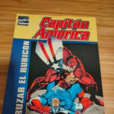 Cómics: CAPITAN AMERICA CRUZAR EL RUBICON FORUM. Lote 234601990