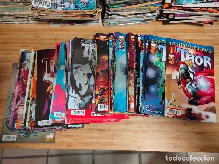 THOR VOLUMEN 5 LOTE DE 1 AL 63 DIOSA DEL TRUENO PANINI (Tebeos y Comics - Forum - Capitán América)