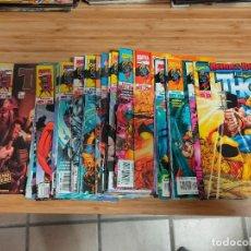 Cómics: THOR VOLUMEN 3 COMPLETA DEL 1 AL 45 MAS ANUAL 2000 FORUM HEROES RETURN. Lote 234602850