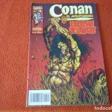 Cómics: CONAN EL AVENTURERO Nº 6 ( ROY THOMAS ) ¡BUEN ESTADO! FORUM MARVEL. Lote 234619020