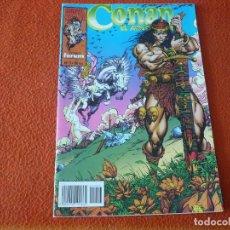 Cómics: CONAN EL AVENTURERO Nº 7 ( ROY THOMAS ) ¡BUEN ESTADO! FORUM MARVEL. Lote 234619090