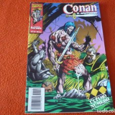 Cómics: CONAN EL AVENTURERO Nº 14 ULTIMO NUMERO ( ROY THOMAS KAYANAN ) ¡BUEN ESTADO! FORUM MARVEL. Lote 234619210