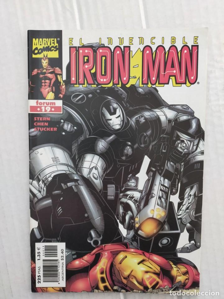 Cómics: IRON MAN VOL. 4 nº 19. Stern, Chen, Stucker - Foto 1 - 234643005