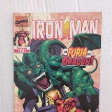 Cómics: IRON MAN VOL. 4 Nº 17. LA FURIA DEL DRAGÓN. Lote 234643145
