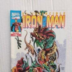Cómics: IRON MAN VOL. 4 Nº 16. STERN, ZIRCHER, MAHLSTEDT. Lote 234643390