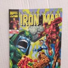 Cómics: IRON MAN VOL. 4 Nº 14. STERN, CHEN, STUCKER. Lote 234643960