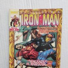 Cómics: IRON MAN VOL. 4 Nº 9. LA VENGANZA DE EL MANDARÍN, PARTE UNA DE DOS. Lote 234644615