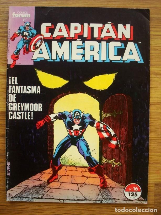 Cómics: Capitán América vol. 1 nº 12 al 76 Lote 46 números (Forum) Marvel - Foto 5 - 234645360