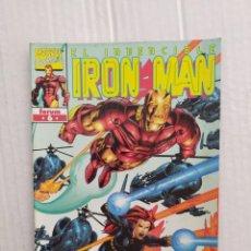 Cómics: IRON MAN VOL. 4 Nº 6. INVITADA ESPECIAL: VIUDA NEGRA. Lote 234645860